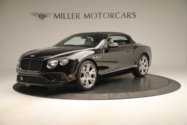 Used 2016 Bentley Continental GTC V8 S for sale $138,900 at Pagani of Greenwich in Greenwich CT 06830 13