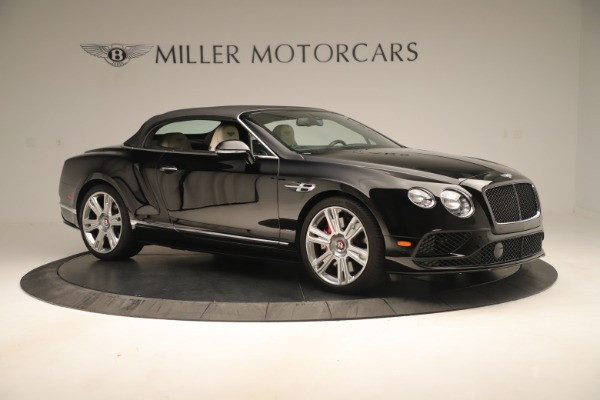 Used 2016 Bentley Continental GTC V8 S for sale $134,900 at Pagani of Greenwich in Greenwich CT 06830 19