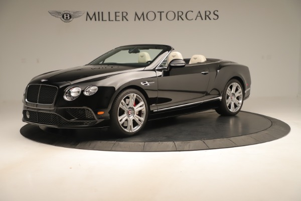 Used 2016 Bentley Continental GTC V8 S for sale $138,900 at Pagani of Greenwich in Greenwich CT 06830 2