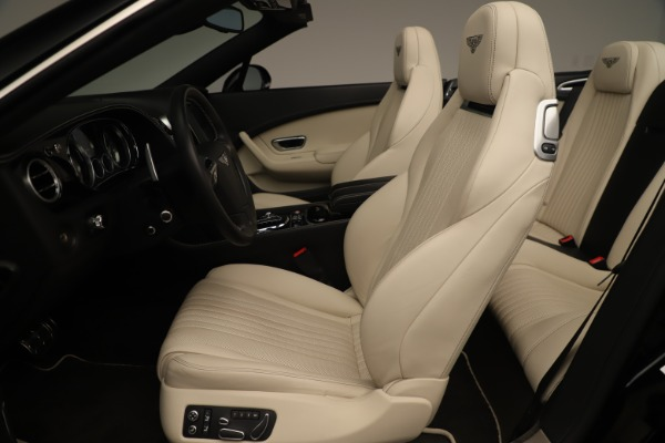 Used 2016 Bentley Continental GTC V8 S for sale $138,900 at Pagani of Greenwich in Greenwich CT 06830 23