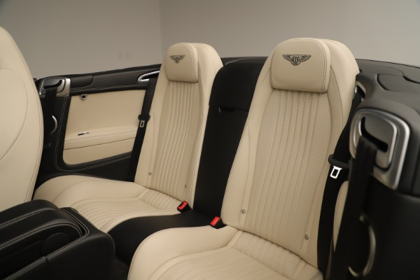 Used 2016 Bentley Continental GTC V8 S for sale $138,900 at Pagani of Greenwich in Greenwich CT 06830 26