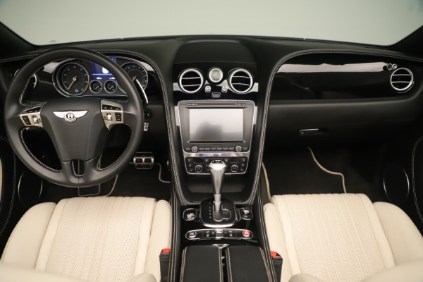 Used 2016 Bentley Continental GTC V8 S for sale $138,900 at Pagani of Greenwich in Greenwich CT 06830 27