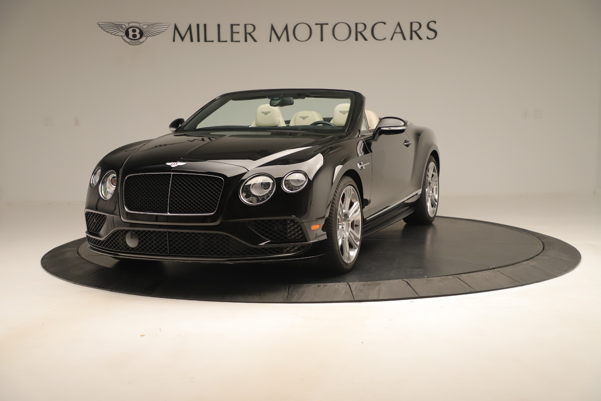 Used 2016 Bentley Continental GTC V8 S for sale $134,900 at Pagani of Greenwich in Greenwich CT 06830 1