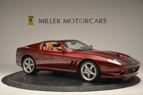 Used 2005 Ferrari Superamerica for sale Sold at Pagani of Greenwich in Greenwich CT 06830 10