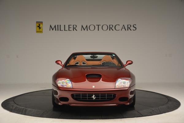 Used 2005 Ferrari Superamerica for sale Sold at Pagani of Greenwich in Greenwich CT 06830 12