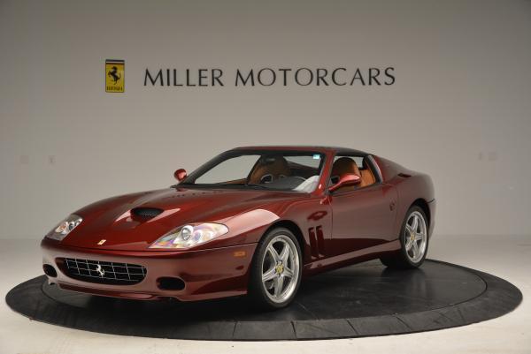 Used 2005 Ferrari Superamerica for sale Sold at Pagani of Greenwich in Greenwich CT 06830 13