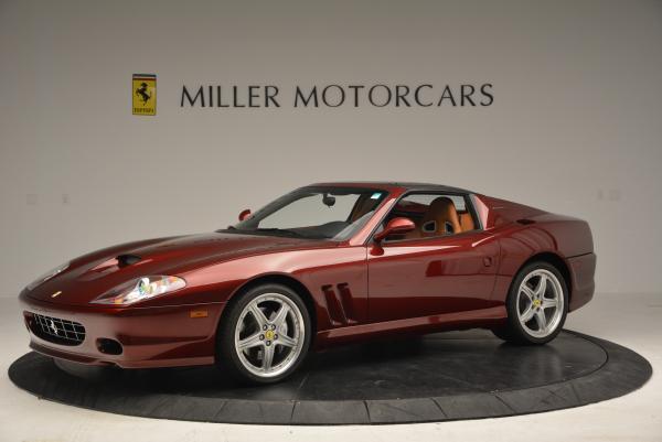 Used 2005 Ferrari Superamerica for sale Sold at Pagani of Greenwich in Greenwich CT 06830 14