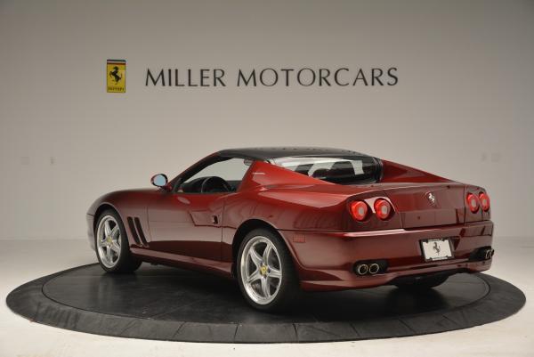 Used 2005 Ferrari Superamerica for sale Sold at Pagani of Greenwich in Greenwich CT 06830 17