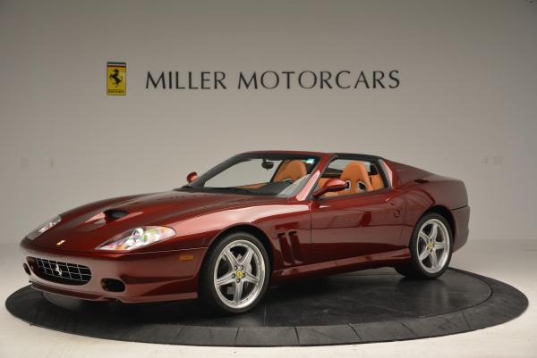 Used 2005 Ferrari Superamerica for sale Sold at Pagani of Greenwich in Greenwich CT 06830 2
