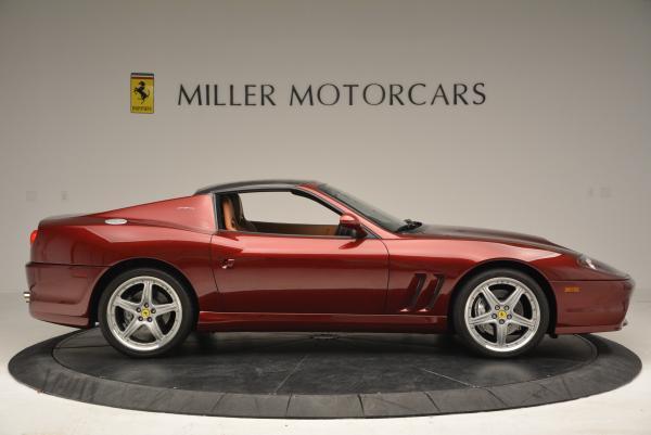 Used 2005 Ferrari Superamerica for sale Sold at Pagani of Greenwich in Greenwich CT 06830 21