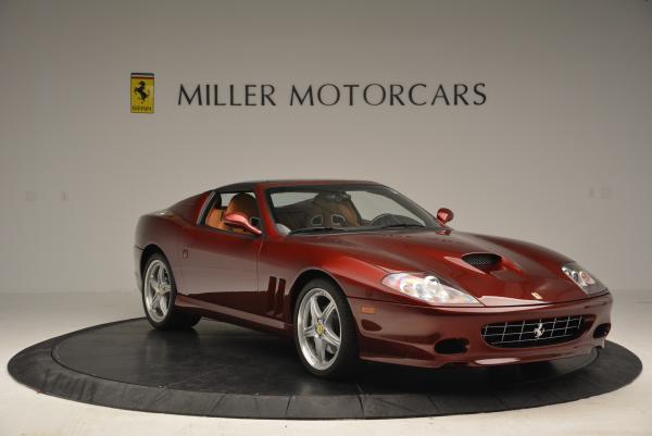 Used 2005 Ferrari Superamerica for sale Sold at Pagani of Greenwich in Greenwich CT 06830 23