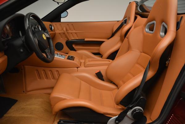 Used 2005 Ferrari Superamerica for sale Sold at Pagani of Greenwich in Greenwich CT 06830 25