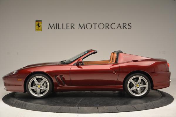 Used 2005 Ferrari Superamerica for sale Sold at Pagani of Greenwich in Greenwich CT 06830 3