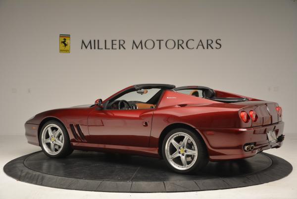 Used 2005 Ferrari Superamerica for sale Sold at Pagani of Greenwich in Greenwich CT 06830 4