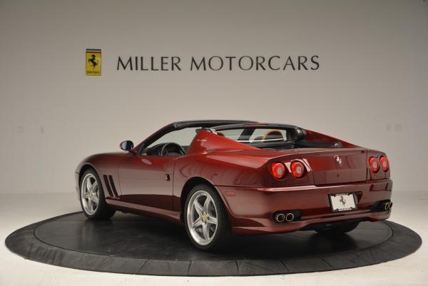 Used 2005 Ferrari Superamerica for sale Sold at Pagani of Greenwich in Greenwich CT 06830 5