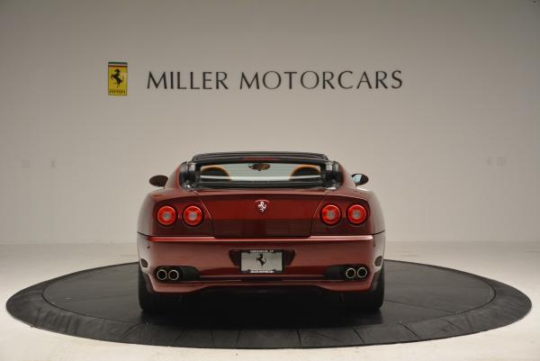 Used 2005 Ferrari Superamerica for sale Sold at Pagani of Greenwich in Greenwich CT 06830 6