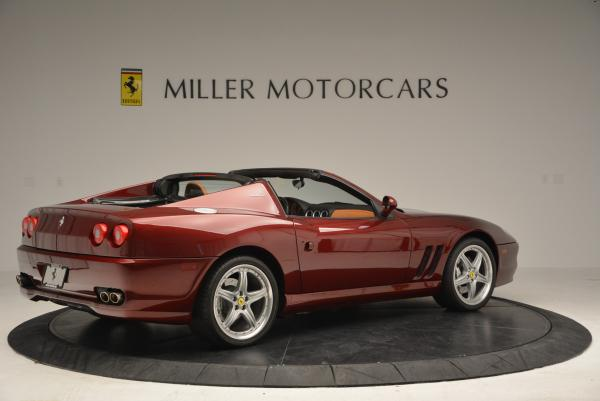 Used 2005 Ferrari Superamerica for sale Sold at Pagani of Greenwich in Greenwich CT 06830 8