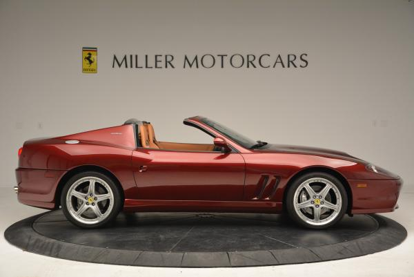 Used 2005 Ferrari Superamerica for sale Sold at Pagani of Greenwich in Greenwich CT 06830 9