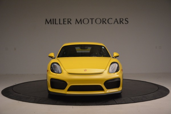 Used 2016 Porsche Cayman GT4 for sale Sold at Pagani of Greenwich in Greenwich CT 06830 12