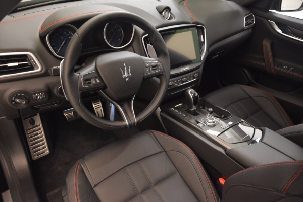 New 2017 Maserati Ghibli Nerissimo Edition S Q4 for sale Sold at Pagani of Greenwich in Greenwich CT 06830 13