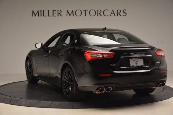 New 2017 Maserati Ghibli Nerissimo Edition S Q4 for sale Sold at Pagani of Greenwich in Greenwich CT 06830 5