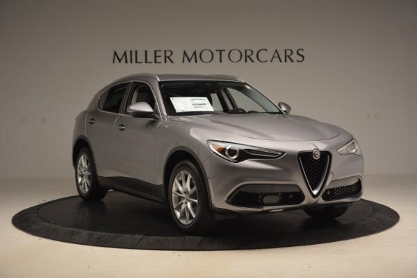New 2018 Alfa Romeo Stelvio Ti Q4 for sale Sold at Pagani of Greenwich in Greenwich CT 06830 11