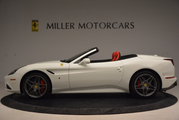 Used 2017 Ferrari California T for sale Sold at Pagani of Greenwich in Greenwich CT 06830 3