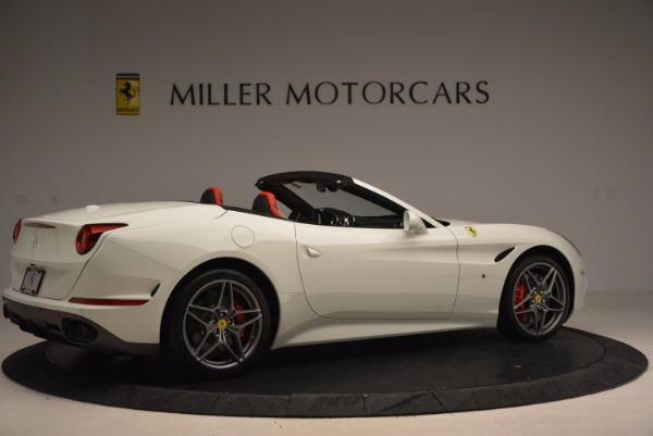 Used 2017 Ferrari California T for sale Sold at Pagani of Greenwich in Greenwich CT 06830 8