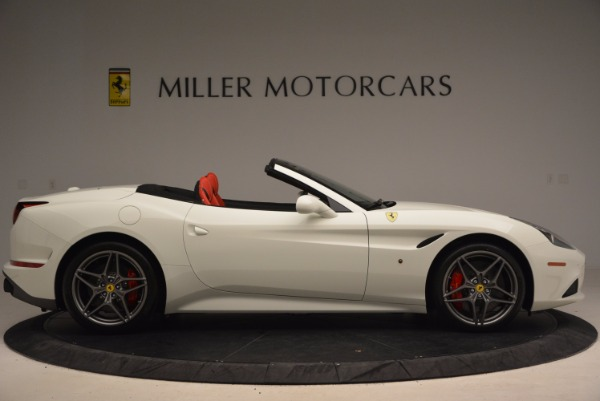Used 2017 Ferrari California T for sale Sold at Pagani of Greenwich in Greenwich CT 06830 9
