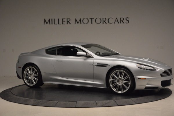Used 2009 Aston Martin DBS for sale Sold at Pagani of Greenwich in Greenwich CT 06830 10