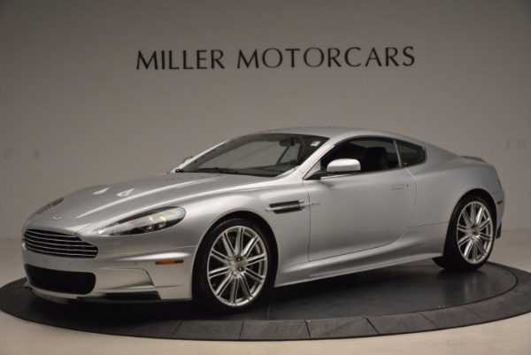 Used 2009 Aston Martin DBS for sale Sold at Pagani of Greenwich in Greenwich CT 06830 2