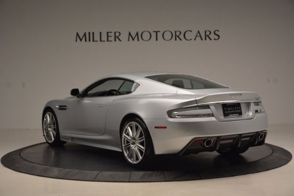 Used 2009 Aston Martin DBS for sale Sold at Pagani of Greenwich in Greenwich CT 06830 5
