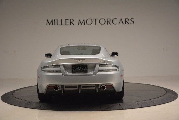 Used 2009 Aston Martin DBS for sale Sold at Pagani of Greenwich in Greenwich CT 06830 6