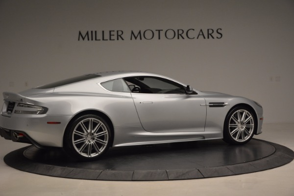 Used 2009 Aston Martin DBS for sale Sold at Pagani of Greenwich in Greenwich CT 06830 8