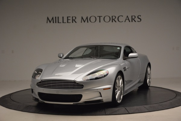 Used 2009 Aston Martin DBS for sale Sold at Pagani of Greenwich in Greenwich CT 06830 1