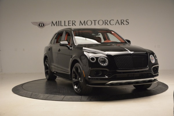 New 2018 Bentley Bentayga Black Edition for sale Sold at Pagani of Greenwich in Greenwich CT 06830 12