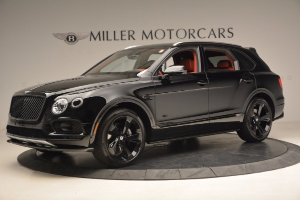 New 2018 Bentley Bentayga Black Edition for sale Sold at Pagani of Greenwich in Greenwich CT 06830 3
