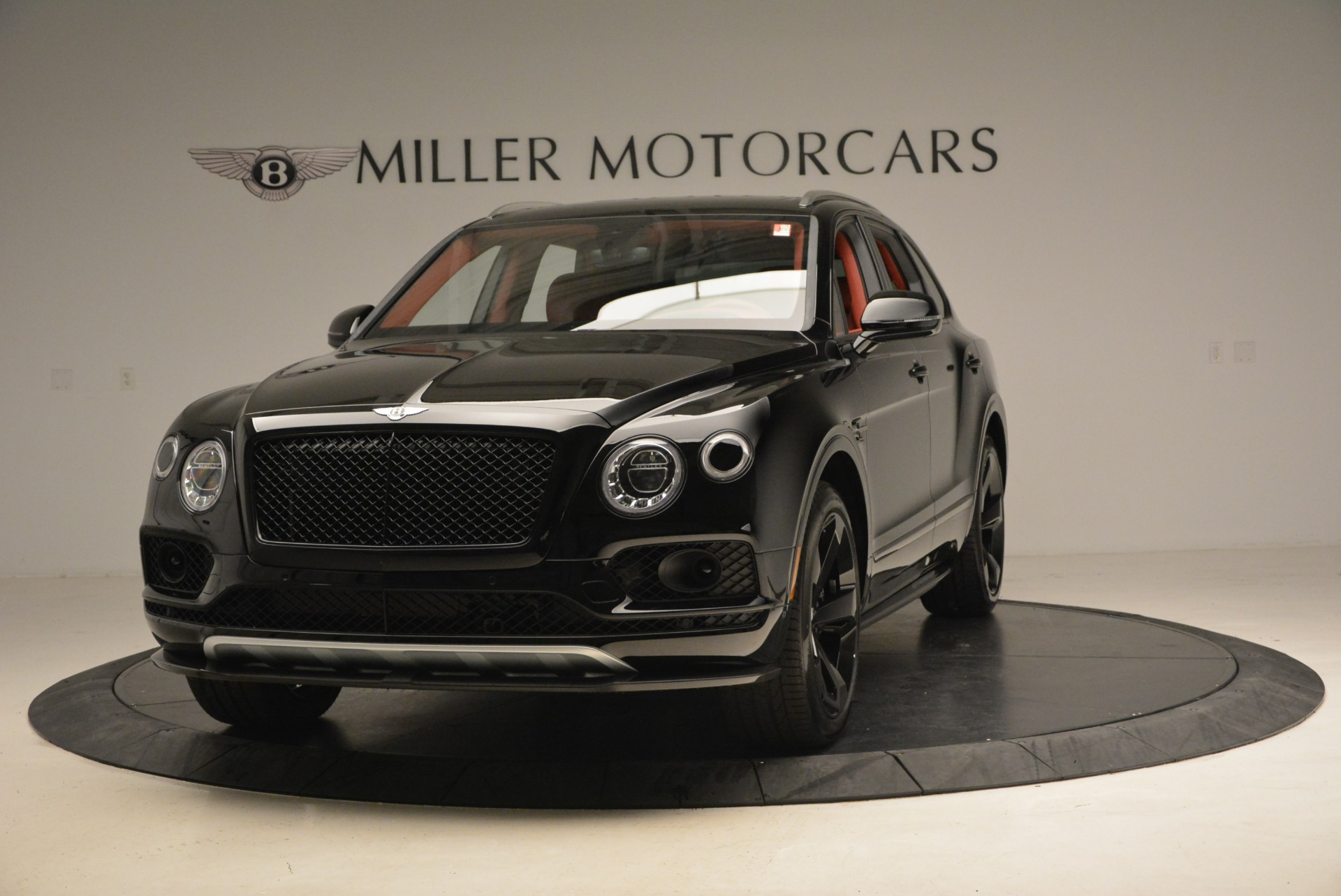 New 2018 Bentley Bentayga Black Edition for sale Sold at Pagani of Greenwich in Greenwich CT 06830 1