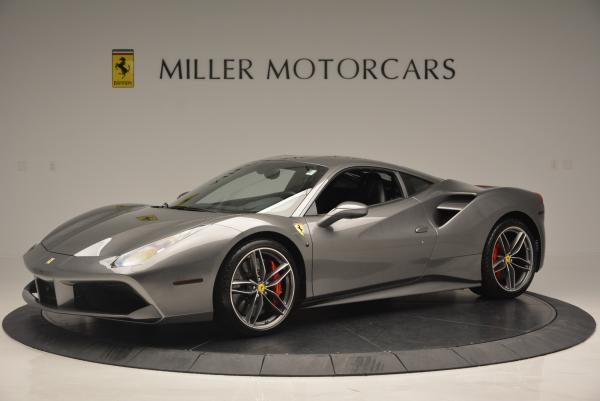 Used 2016 Ferrari 488 GTB for sale Sold at Pagani of Greenwich in Greenwich CT 06830 2