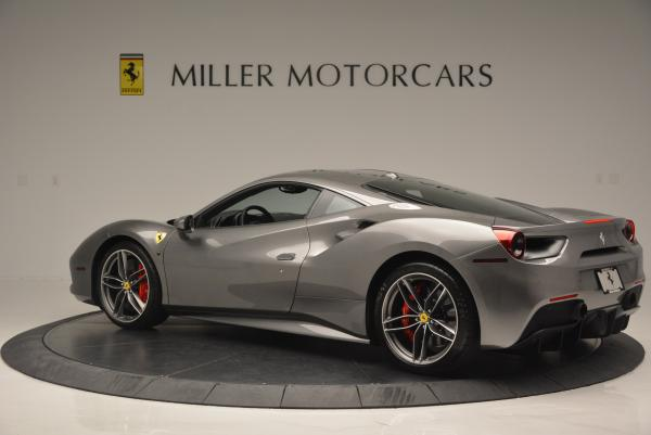 Used 2016 Ferrari 488 GTB for sale Sold at Pagani of Greenwich in Greenwich CT 06830 4