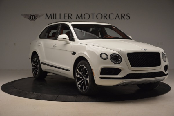New 2018 Bentley Bentayga Onyx for sale Sold at Pagani of Greenwich in Greenwich CT 06830 11