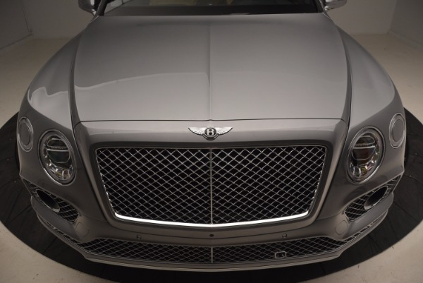 New 2018 Bentley Bentayga for sale Sold at Pagani of Greenwich in Greenwich CT 06830 13