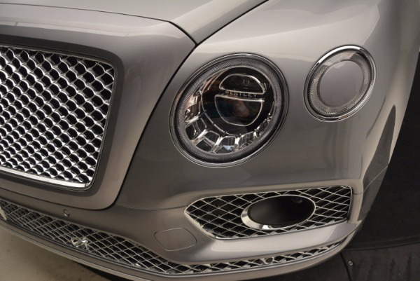 New 2018 Bentley Bentayga for sale Sold at Pagani of Greenwich in Greenwich CT 06830 15
