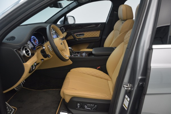 New 2018 Bentley Bentayga for sale Sold at Pagani of Greenwich in Greenwich CT 06830 27