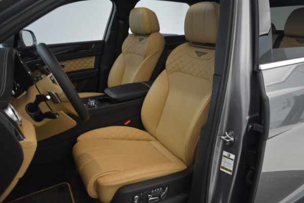 New 2018 Bentley Bentayga for sale Sold at Pagani of Greenwich in Greenwich CT 06830 28