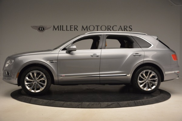 New 2018 Bentley Bentayga for sale Sold at Pagani of Greenwich in Greenwich CT 06830 3