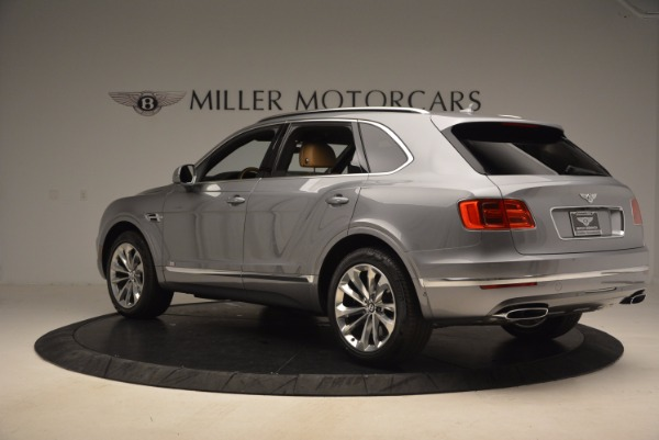 New 2018 Bentley Bentayga for sale Sold at Pagani of Greenwich in Greenwich CT 06830 4