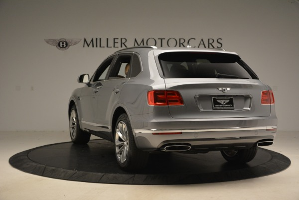 New 2018 Bentley Bentayga for sale Sold at Pagani of Greenwich in Greenwich CT 06830 5