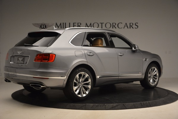 New 2018 Bentley Bentayga for sale Sold at Pagani of Greenwich in Greenwich CT 06830 8