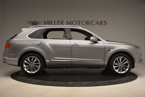 New 2018 Bentley Bentayga for sale Sold at Pagani of Greenwich in Greenwich CT 06830 9